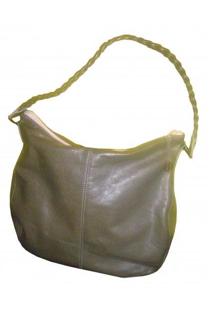 Kožená dámská kabelka - 1731